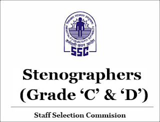SSC Stenographer Previous year Questions Answers