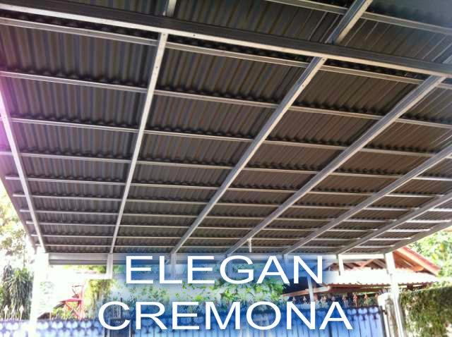 Lisplang Kanopi Baja Ringan Top Inspirasi 19 Model Cremona