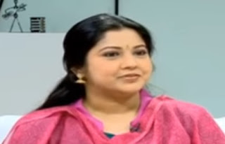 Virundhinar Pakkam Sun Tv 09-05-2017 Film & Serial Actress Vijayalakshmi