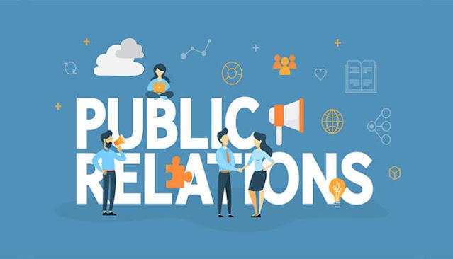 العلاقات العامة(  Public relations(PR)
