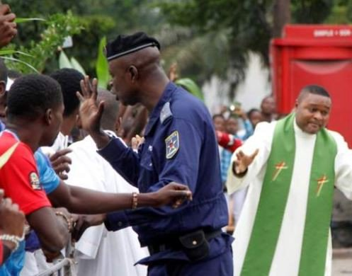 10 catholic priests arrested in Congo for protesting and demanding resignation of  President Joseph Kabila