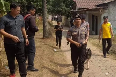 Akhirnya Pembunuh Sadis di Serang, Keciduk Juga: Simak Kronologinya