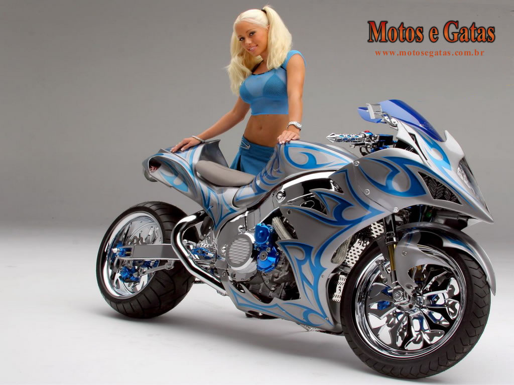 Super Bikes Motorbikes Bike: Motos Tunadas,Fotos De Lindas Motos Tunadas