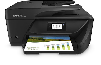 HP chips mightiness non piece of occupation today or inwards the hereafter HP Officejet 6950 Driver Downloads