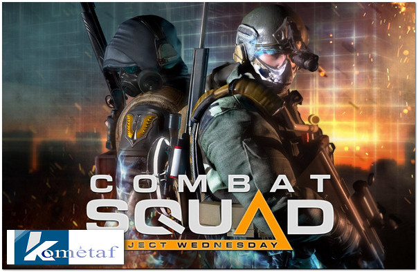 Combat Squad New Version Unlocked Full Modded Unlimited Diamonds