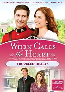 When Calls the Heart: Troubled Hearts DVD