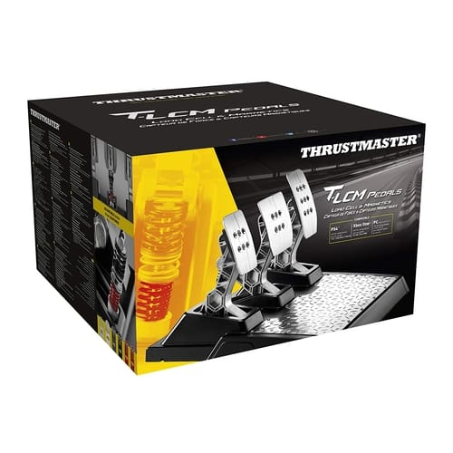 Review Thrustmaster T-LCM PC PS4 XOne Pedals