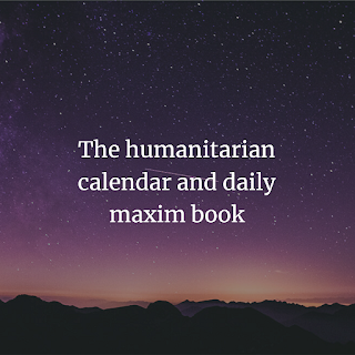 humanitarian calendar
