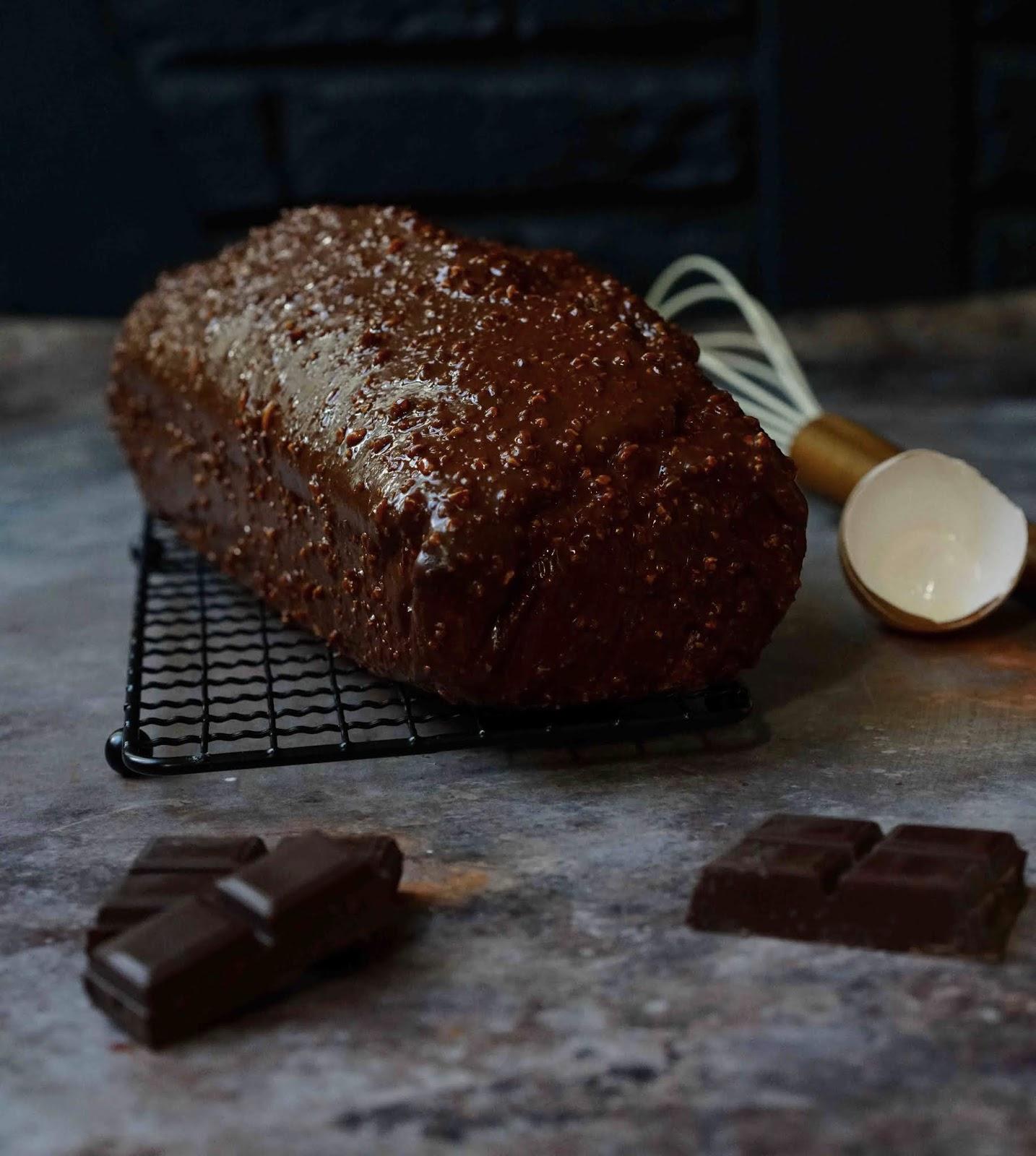 cake marbré , gâteau marbré , Savane , cake moelleux