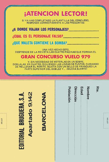 Instrucciones y plantilla Mortadelo Especial nº 57