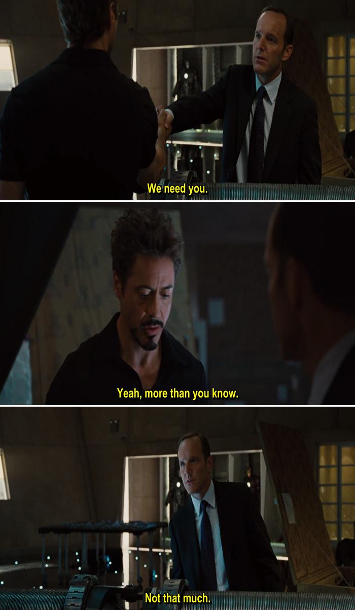 Iron Man 2 Movie Quote-4 ~ Quotes