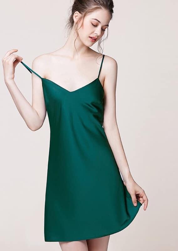 Váy ngủ thanh lịch gợi cảm 2