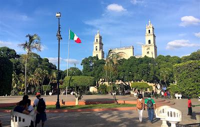 La douceur de vivre à Mérida