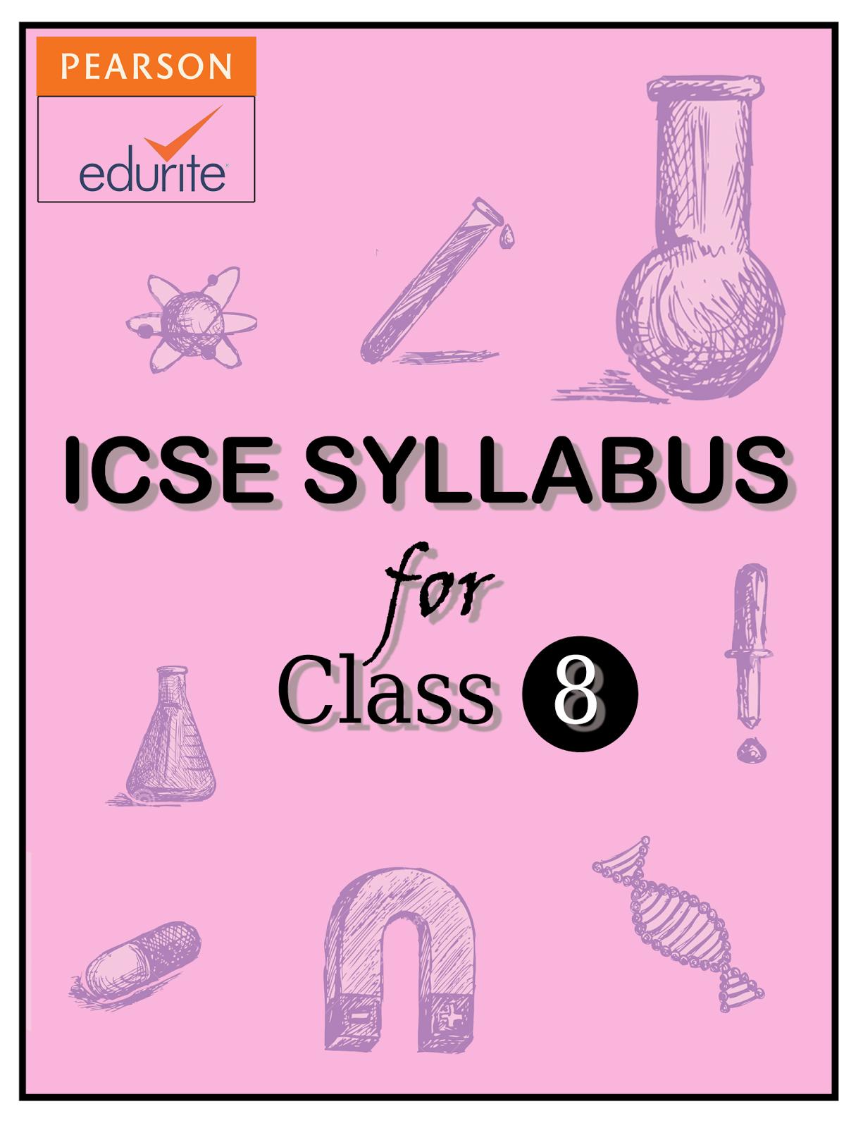 Maths Syllabus For Class 10 Icse