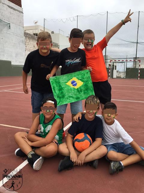 juegos olimpicos escuela verano arucas