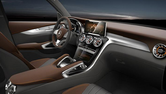 2018 Mercedes GLE 350 Interior