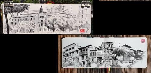 00-Urban-Sketches-David-Morales-www-designstack-co
