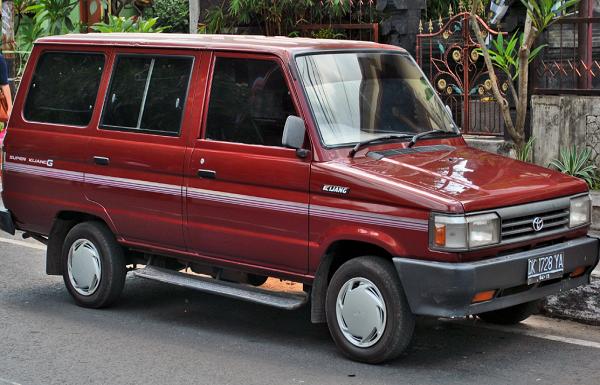 Toyota Kijang Super, Mobil Lawas sejuta Pesona