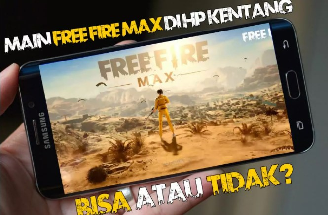 Apakah RAM 2GB Bisa Main Free Fire Max