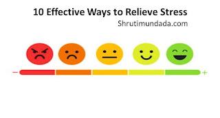 10 Effective Ways to Relieve Stress