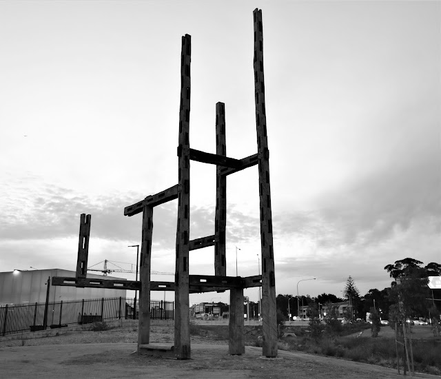 St Peters Public Art | Sculpture by Stephen King