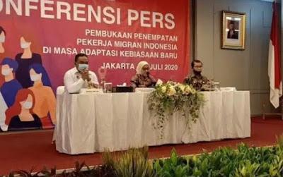 Pembukaan Kembali Penempatan Pekerja Migran Indonesia - Info Ali Syarief 087781958889