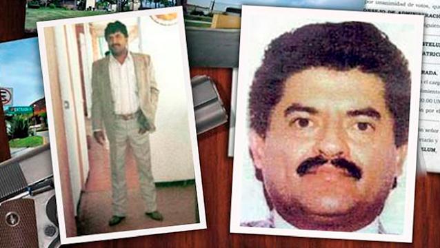 """EL """"AZUL ESPARRAGOZA"""" ERA un NARCO """"PACIFISTA"""" AMIGO de los de la LEY que SABIA que el """"NEGOCIO de PELEAR,NO ERA NEGOCIO"""""""