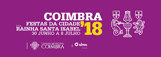 Programa Festas da Rainha Santa Isabel e Festas da Cidade 2018