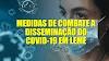 Decreto estabelece novas medidas no combate a disseminação do covid-19 em Leme