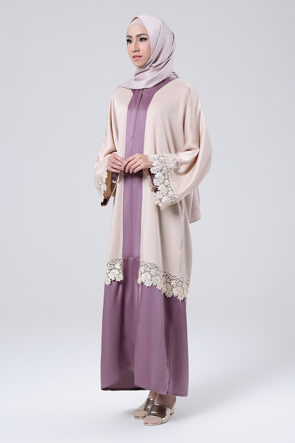 Model Gamis Layer