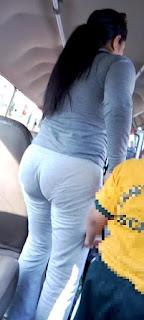 Peruana sabrosa pants yoga calzon marcado