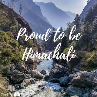 At Last we celebrate the Himachal Day