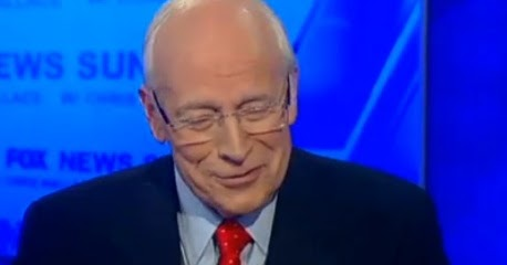 Dick cheney and lvad type