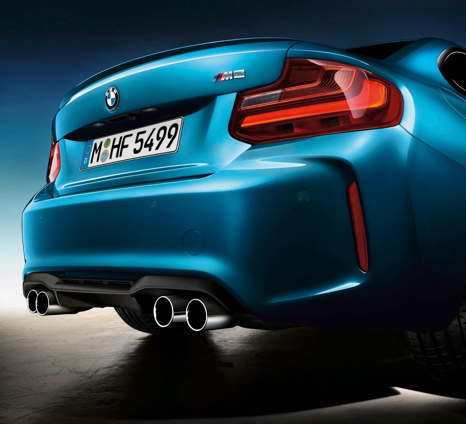 P90199714 highRes the new bmw m2 coupe Η BMW το 2016 θα γιορτάσει 100 χρόνια ζωής με μια σειρά από εκδηλώσεις και παρουσιάσεις... Mοντέλων