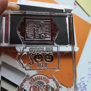 Etiketten Mix Produktset Stampin Up