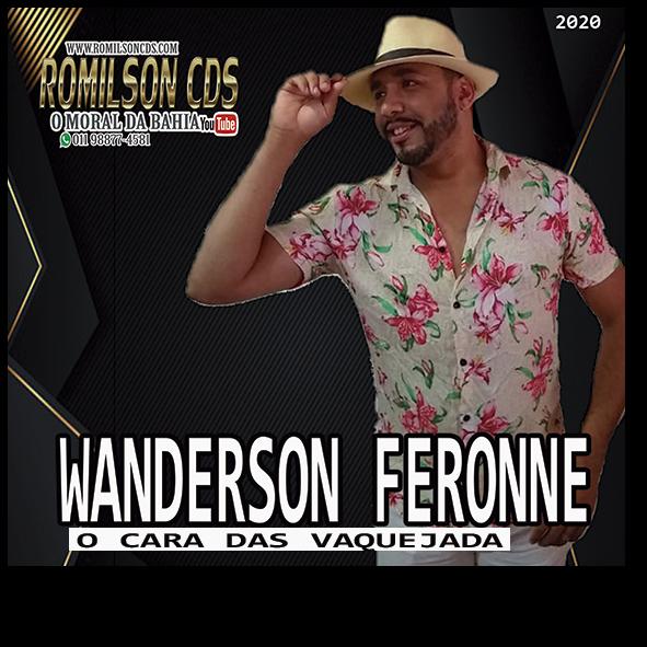 WANDERSON FERONNE O CARA DAS VAQUEJADA 2020