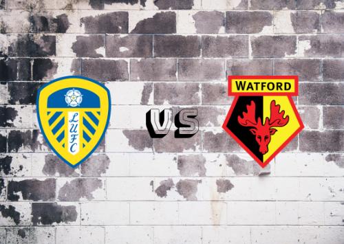 Leeds United vs Watford  Resumen
