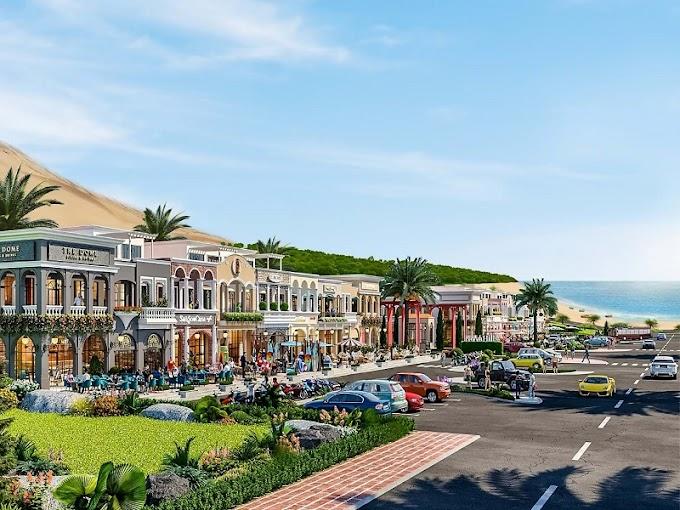 Giải mã sức hút đặc biệt của Shophouse biển Mũi Né với nhà đầu tư