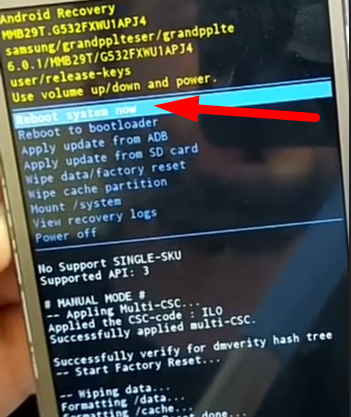 حل مشكله ذاكره الجهاز لهاتف Grand Prime plus ,طريقه مضمونه 100%