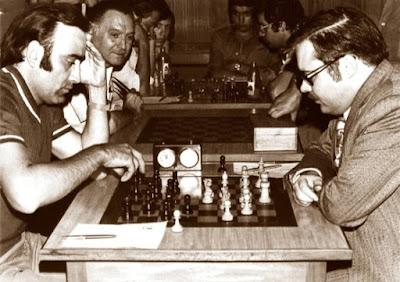 Partida de ajedrez Miró-Travesset, julio de 1973