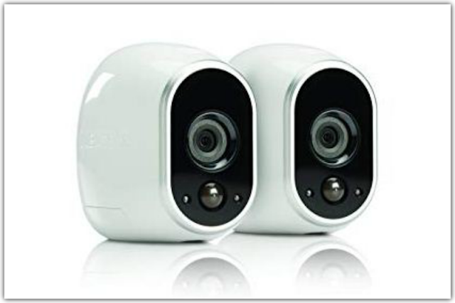 Amazon Released Its latest Gadget Wireless Home Security Camera