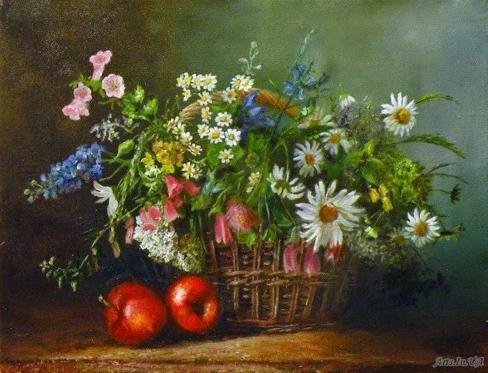 Талантливая украинская художница. Светлана Бердник