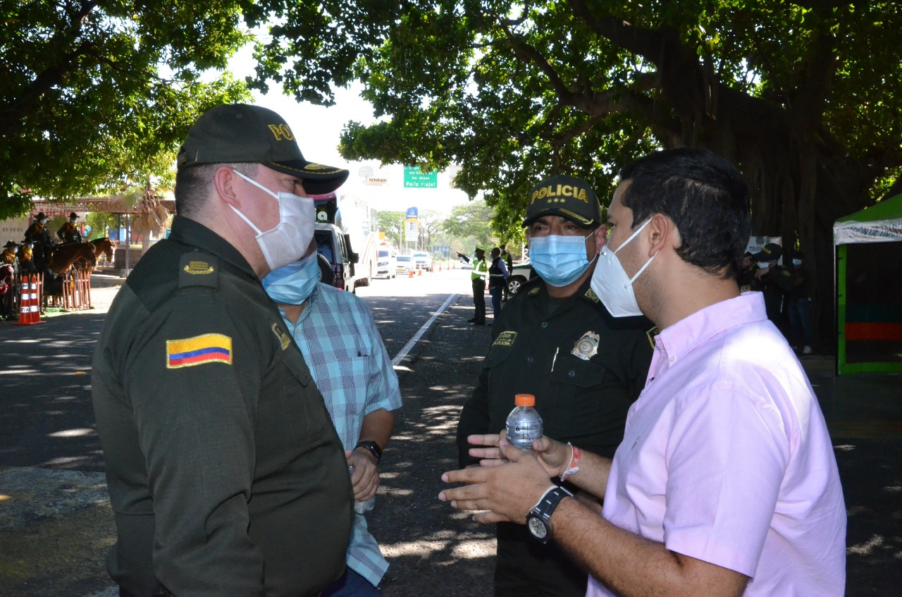 https://www.notasrosas.com/Policía Cesar con dos mil uniformados, preservará la seguridad durante la Semana Mayor