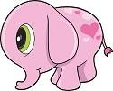 elefante en la sala