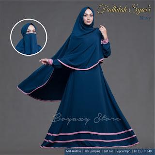 Fadhilah Syar'i by Boyazy