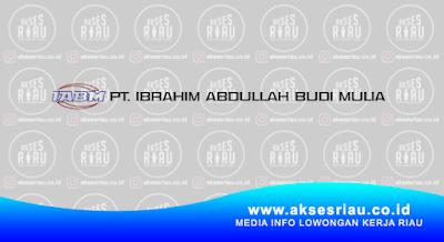 PT Ibrahim Abdullah Budi Mulia Pekanbaru
