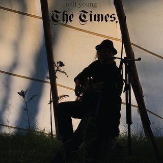 Neil Young - The Times EP Music Album Reviews