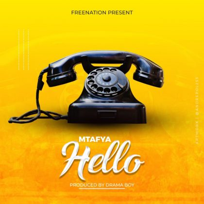 Download new Audio by Mtafya - Hello