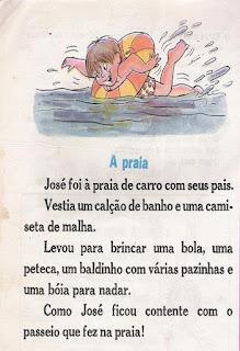 Leitura A praia