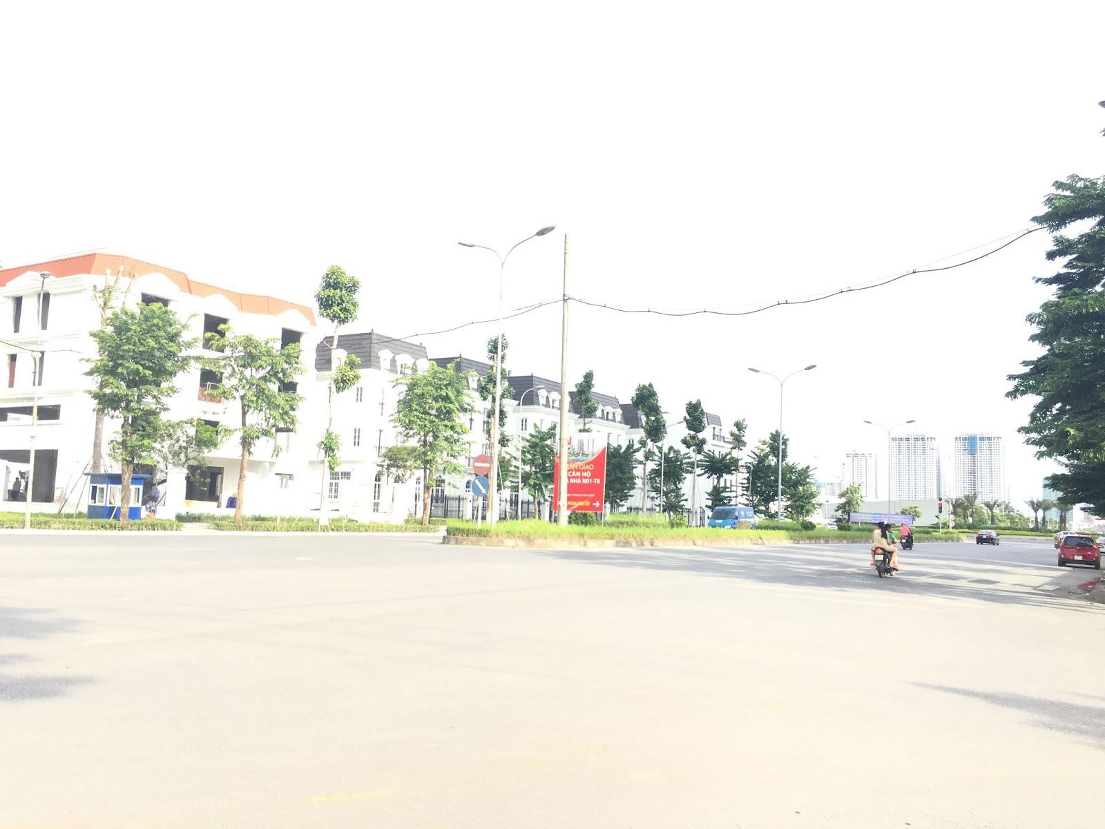 Shophouse, biệt thự Embassy garden